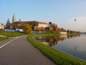 Il Wawel castle