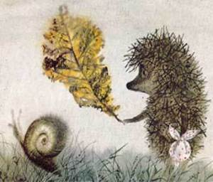 The Hedgehog and the fog (Il riccio e la nebbia)