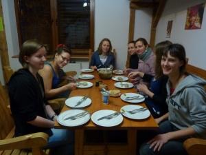 Cena lituana dai Salesiani