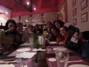cena ristorante italiano