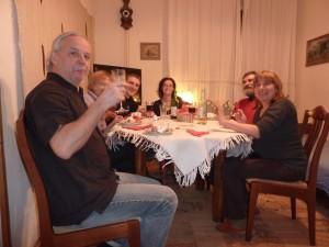 Cena coi colleghi
