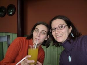 Laura e me