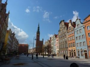 Gdansk Dlugi Rynek