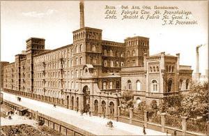 Foto storica della fabbrica