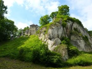 Castello di Ojcow